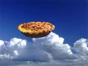 天空的大餅